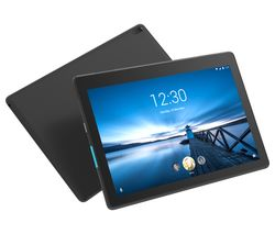 Tab E10 Tablet - 16 GB, Black