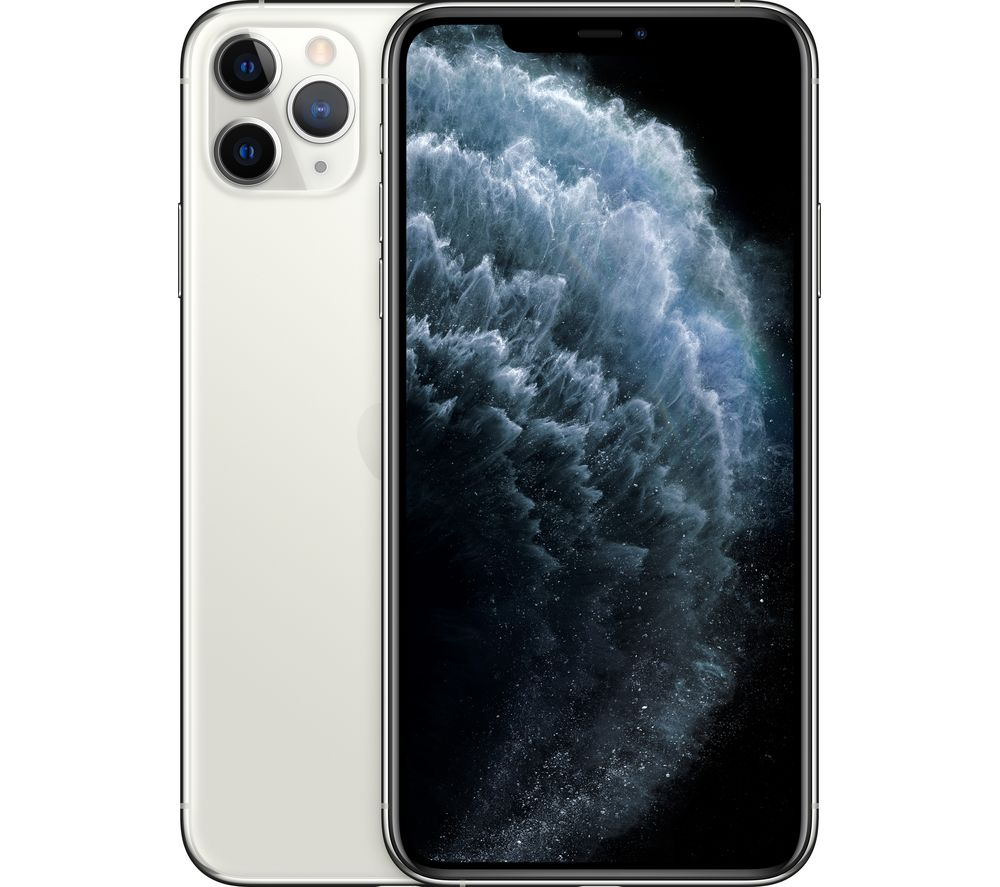 APPLE iPhone 11 Pro Max - 256 GB, Silver