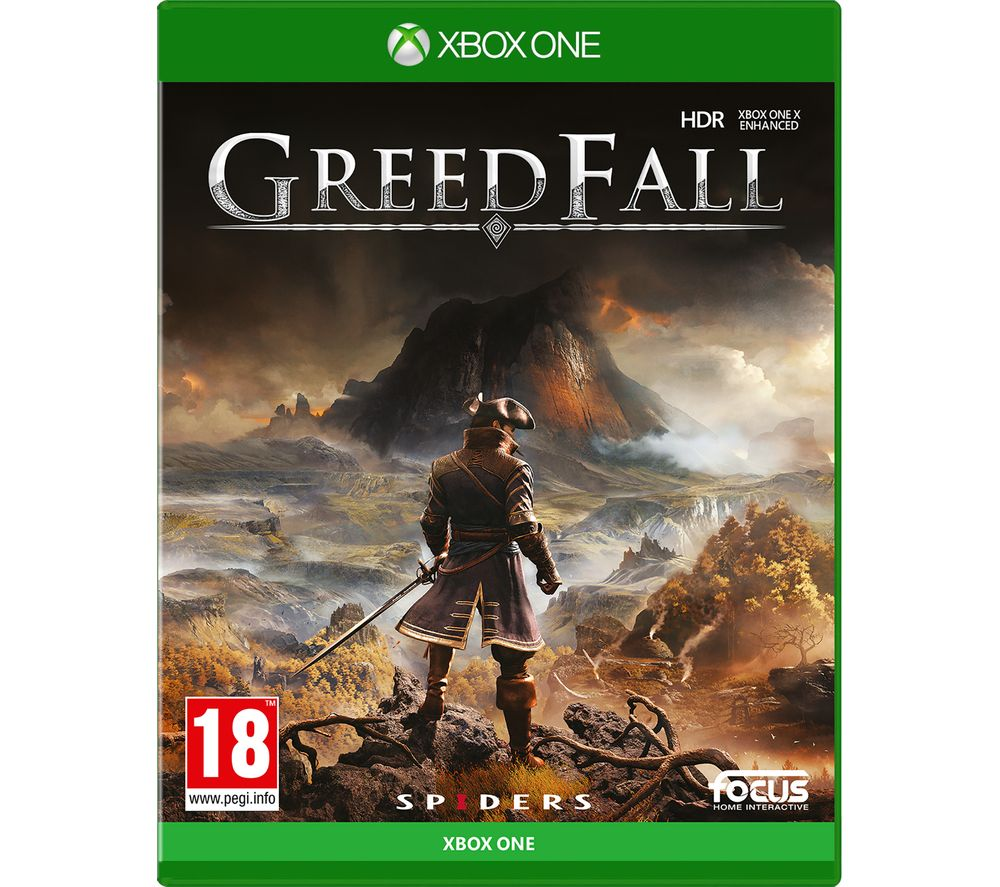XBOX ONE GreedFall