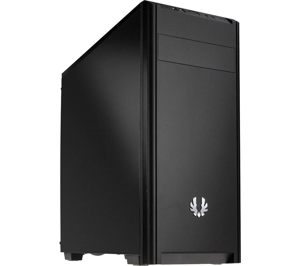 Image of BITFENIX Nova BFX-NOV-100-KKXSK-RP ATX Full Tower PC Case - Black, Black