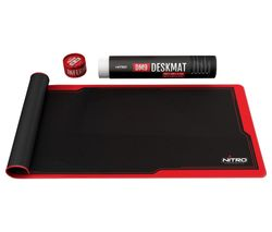 DM9 Deskmat Gaming Surface - Red