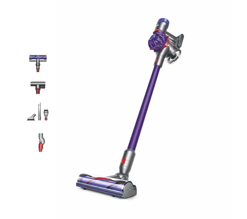 DYSON V7 Animal Cordless Vacuum Cleaner - Purple