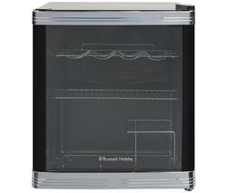 RHGWC1B Drinks & Wine Cooler - Black