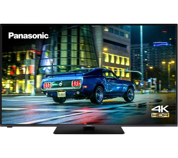 """PANASONIC TX-43HX580B 43"""" Smart 4K Ultra HD HDR LED TV"""