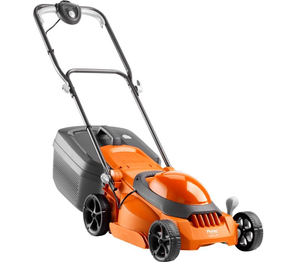 Image of FLYMO EasiMow 340R Corded Rotary Lawn Mower