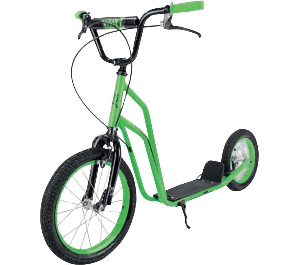 XOOTZ BMX TY5891 Kick Scooter - Green