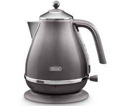 Icona Metallics KBOT3001.GY Jug Kettle - Grey