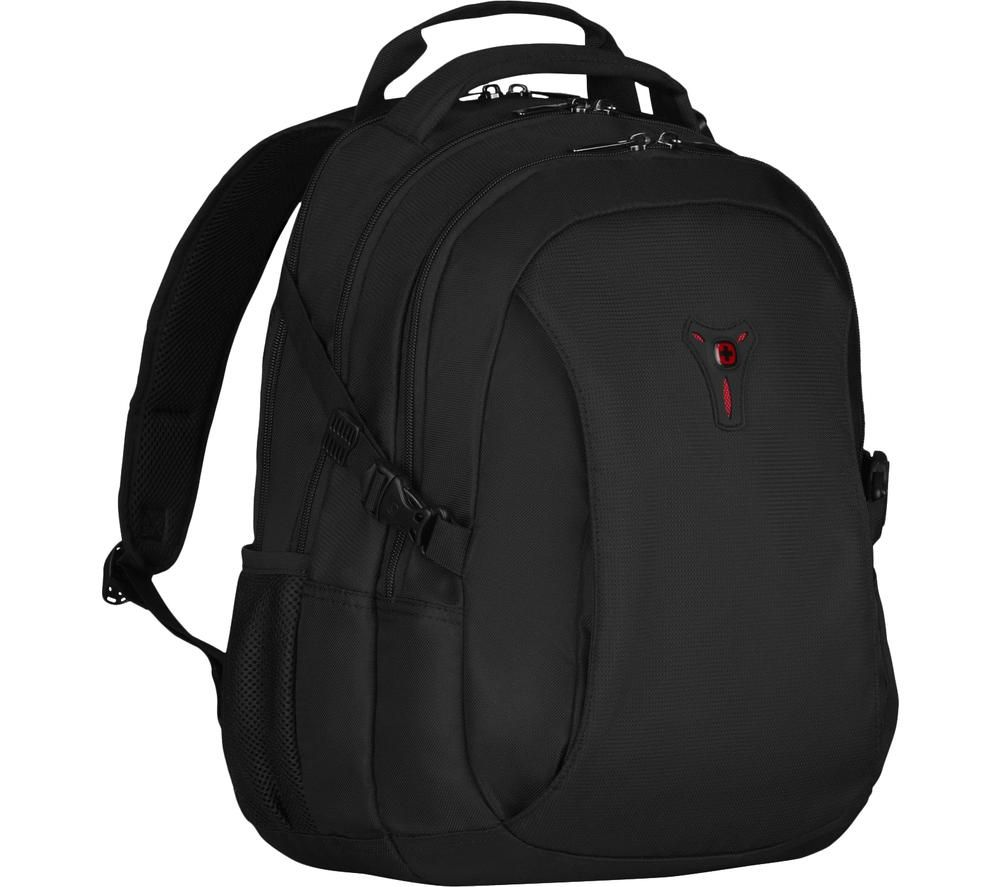 "WENGER Sidebar Deluxe 16"" Laptop Backpack - Black"