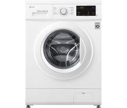 Direct Drive F4MT08WE 8 kg 1400 Spin Washing Machine - White