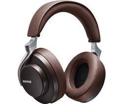 Aonic 50 SBH2350-BR-EFS Wireless Bluetooth Noise-Cancelling Headphones - Brown