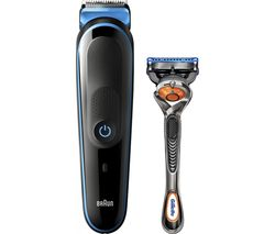 MGK3245 7-in-1 Beard Trimmer Set - Blue & Black