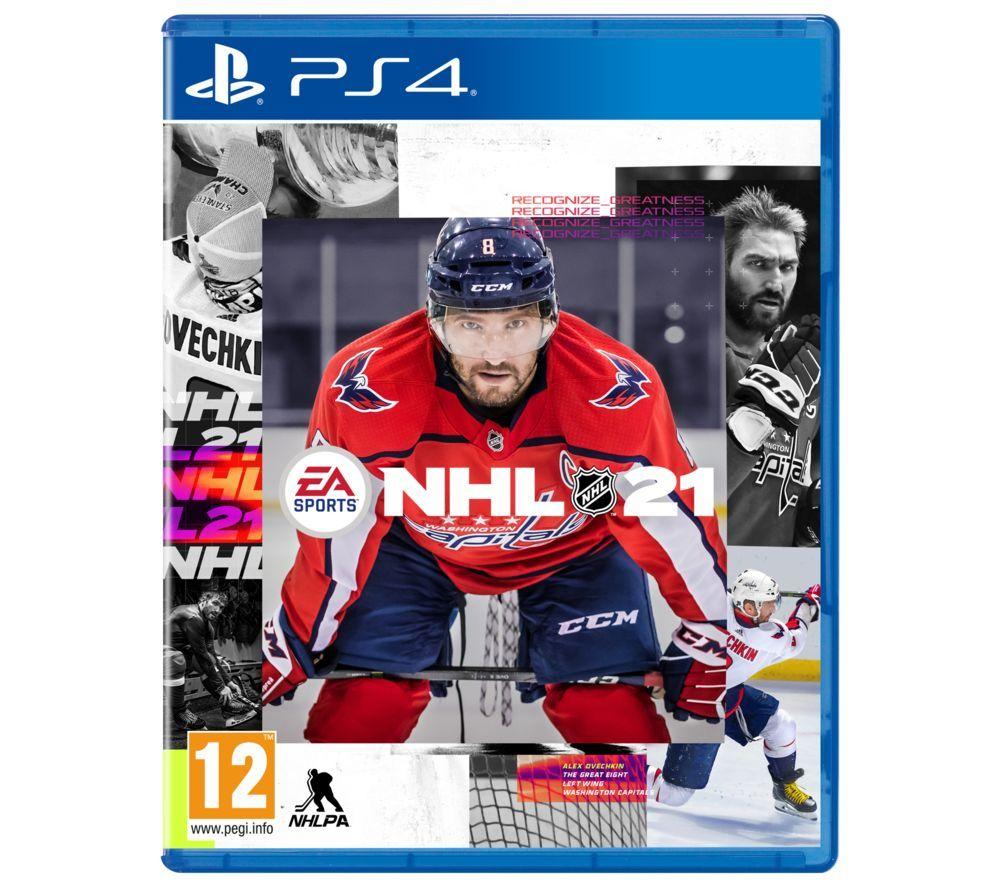PLAYSTATION NHL 21