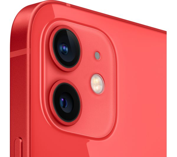Apple iPhone 12 - 128 GB, (PRODUCT)RED 4