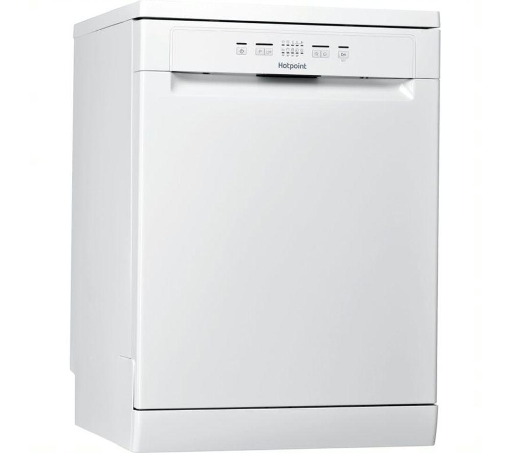 HOTPOINT HFE 2B+26 C N UK Full-size Dishwasher - White