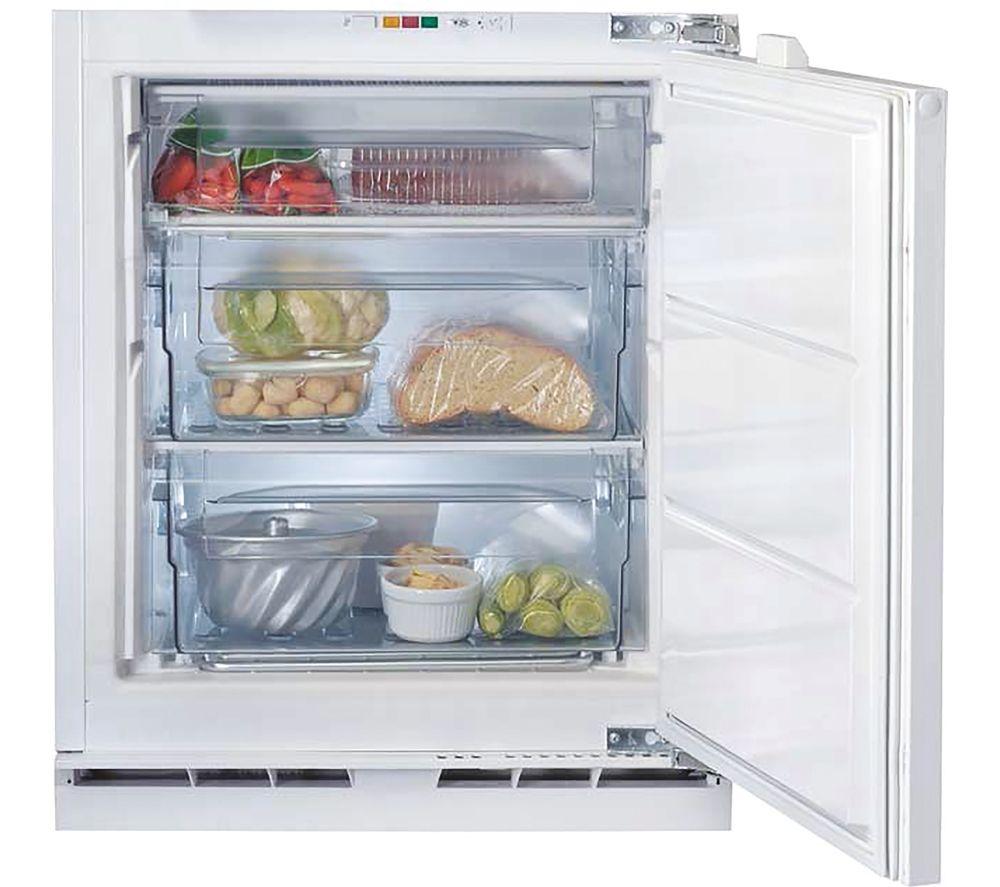 INDESIT IZ A1.UK 1 Integrated Undercounter Freezer - Fixed Hinge