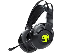 Elo Wireless 7.1 Gaming Headset - Black