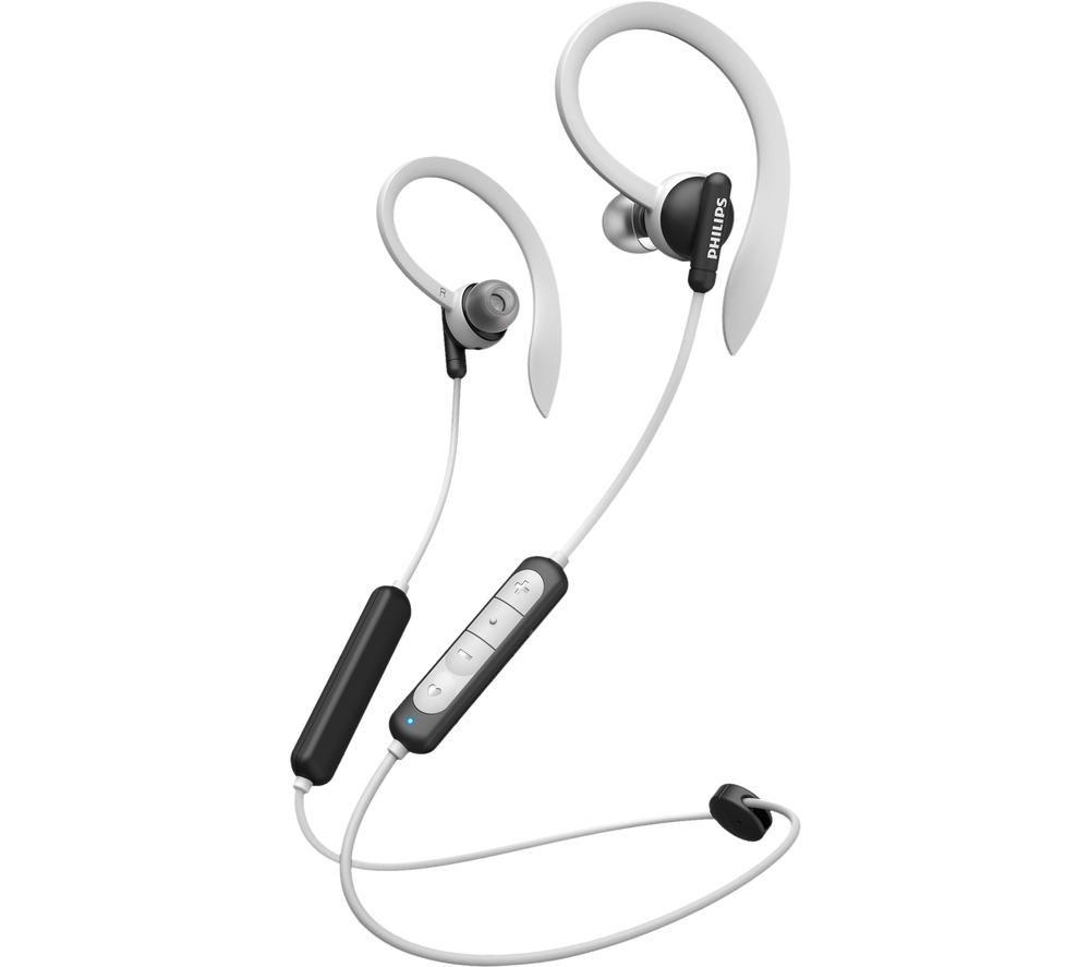 PHILIPS TAA4205BK/00 Wireless Bluetooth Sports Earphones - Black