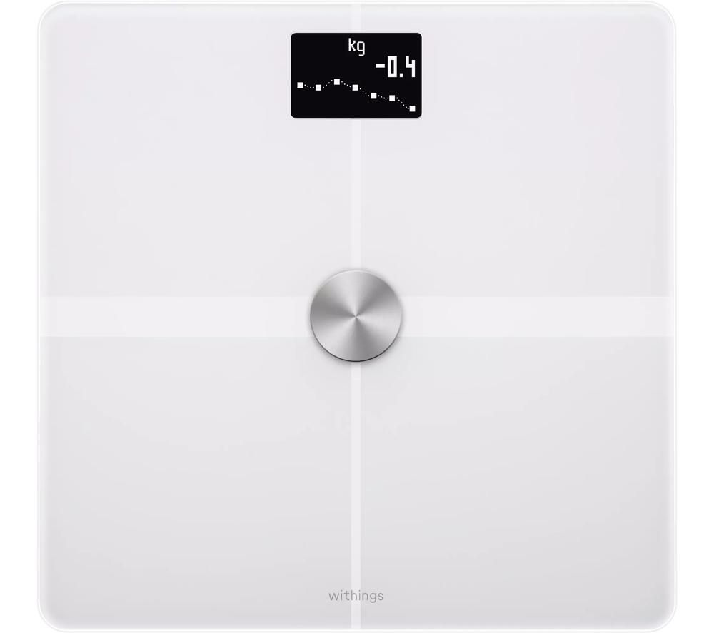 WITHINGS BODY Smart Scale - White, White