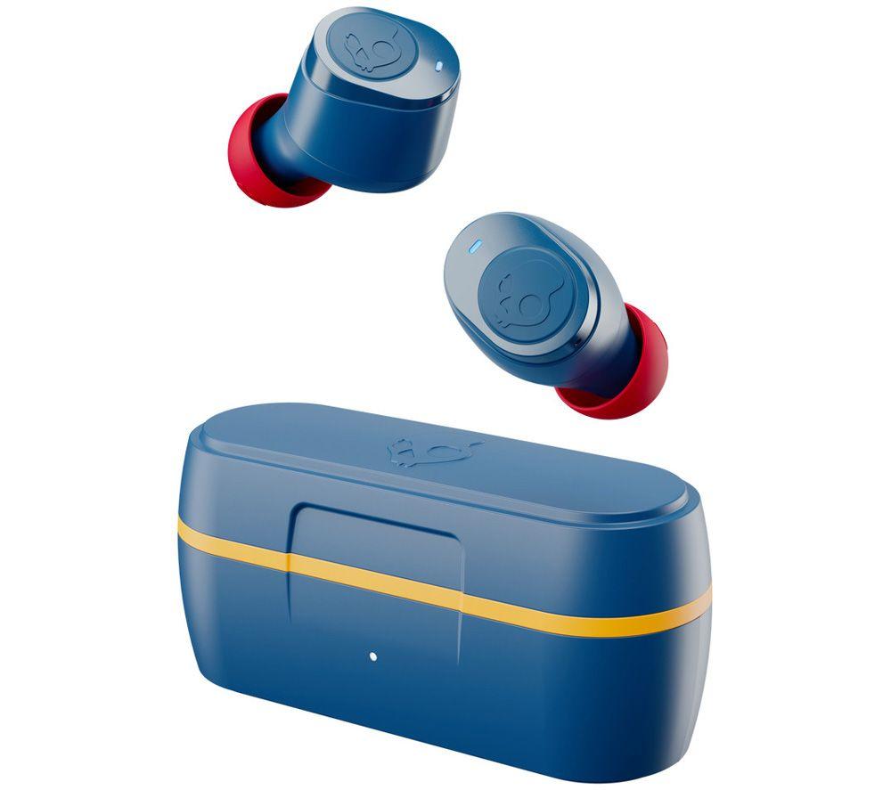 SKULLCANDY Jib True Wireless Bluetooth Earphones - Blue