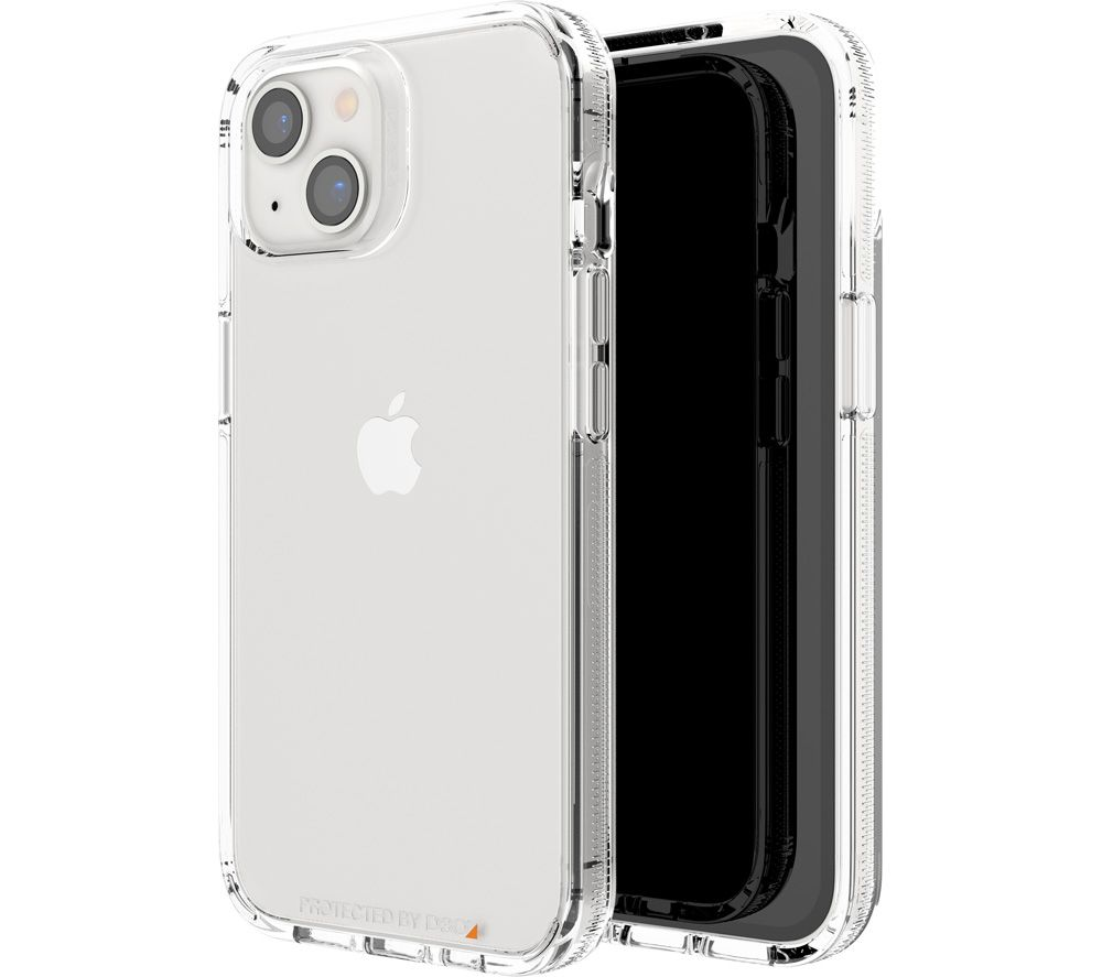 GEAR4 Crystal Palace iPhone 13 Case - Clear