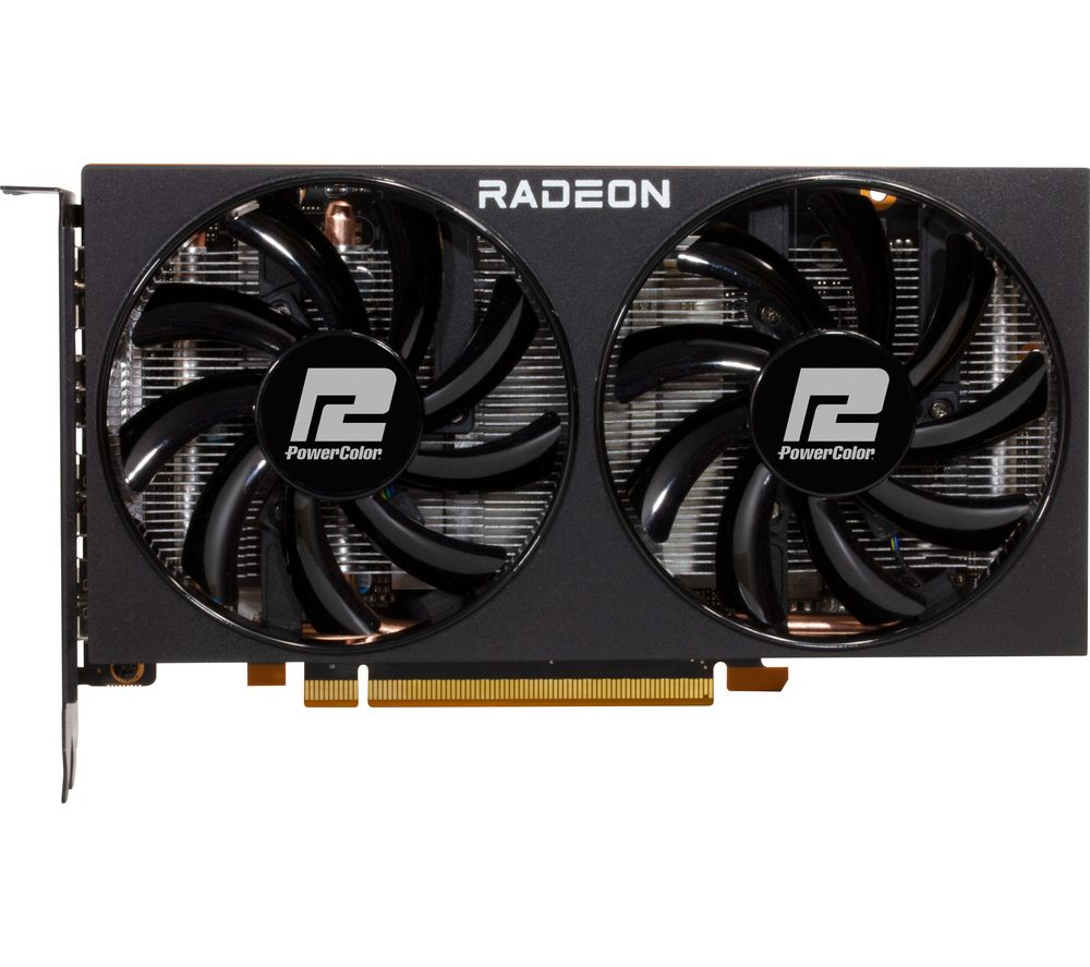 Image of POWERCOLOR Radeon RX 6600 8 GB Fighter Graphics Card