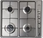 NEW WORLD GHU601 Gas Hob - Stainless Steel