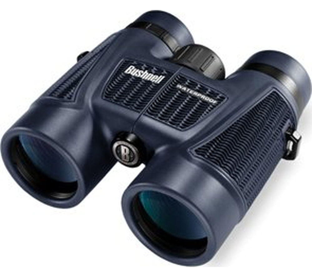Compare cheap offers & prices of Bushnell H20 8 x 42 Roof Prism Binoculars manufactured by Bushnell