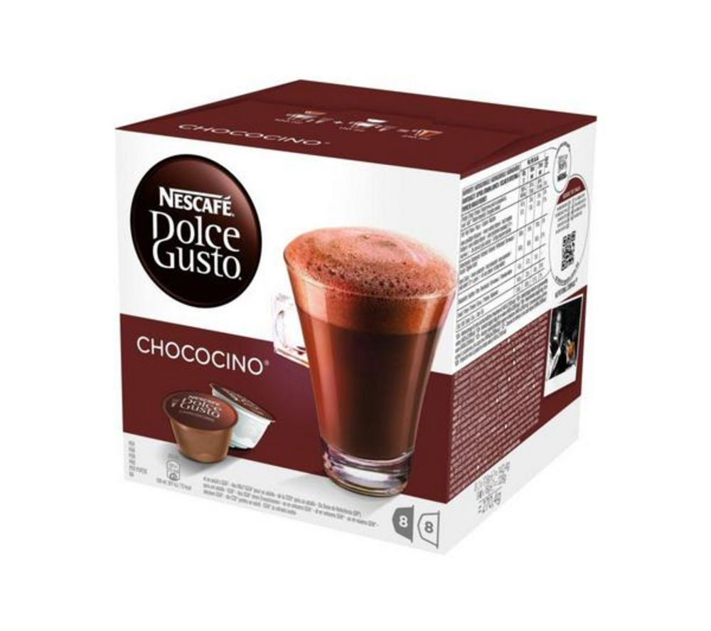 Image of NESCAFE Dolce Gusto Chococino - Pack of 8