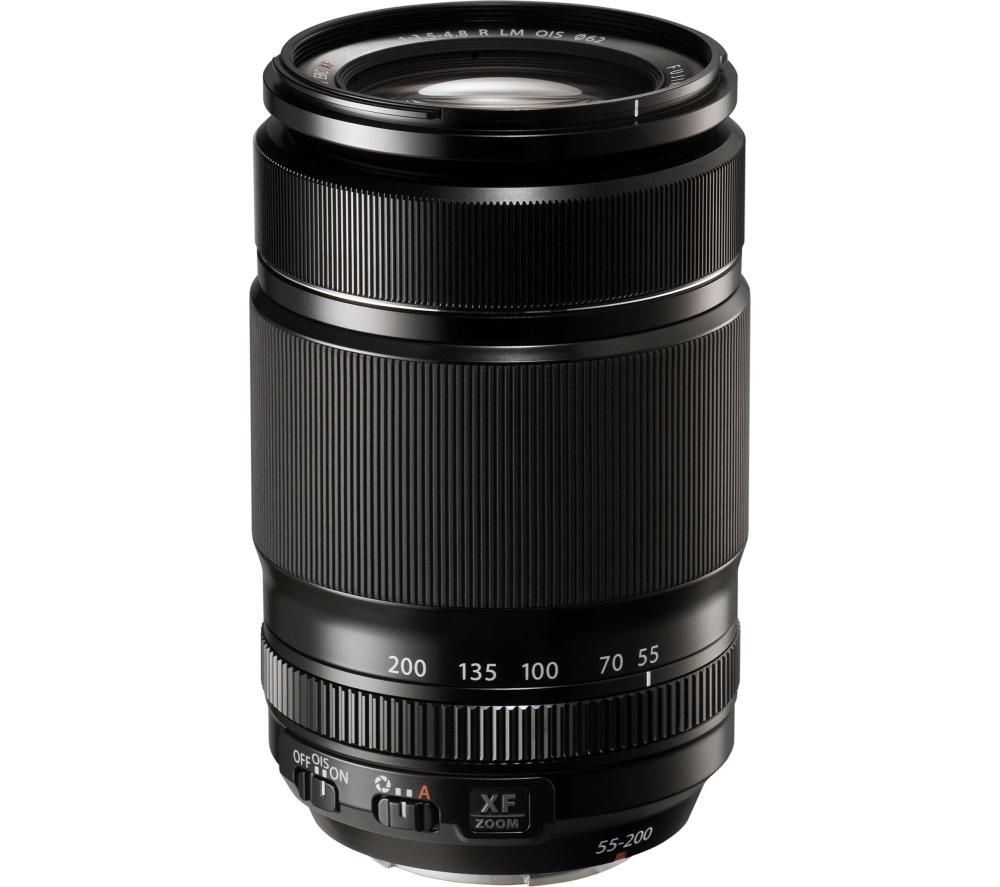 Compare cheap offers & prices of FujiFilm XF 55-200 mm f/3.5-4.8 Telephoto Zoom Lens manufactured by Fujifilm