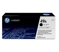 HP 49A Black Toner Cartridge