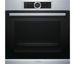 Serie 8 HBG634BS1B Electric Oven - Stainless Steel