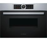 BOSCH CMG633BS1B Built-in Combination Microwave – Stainless Steel