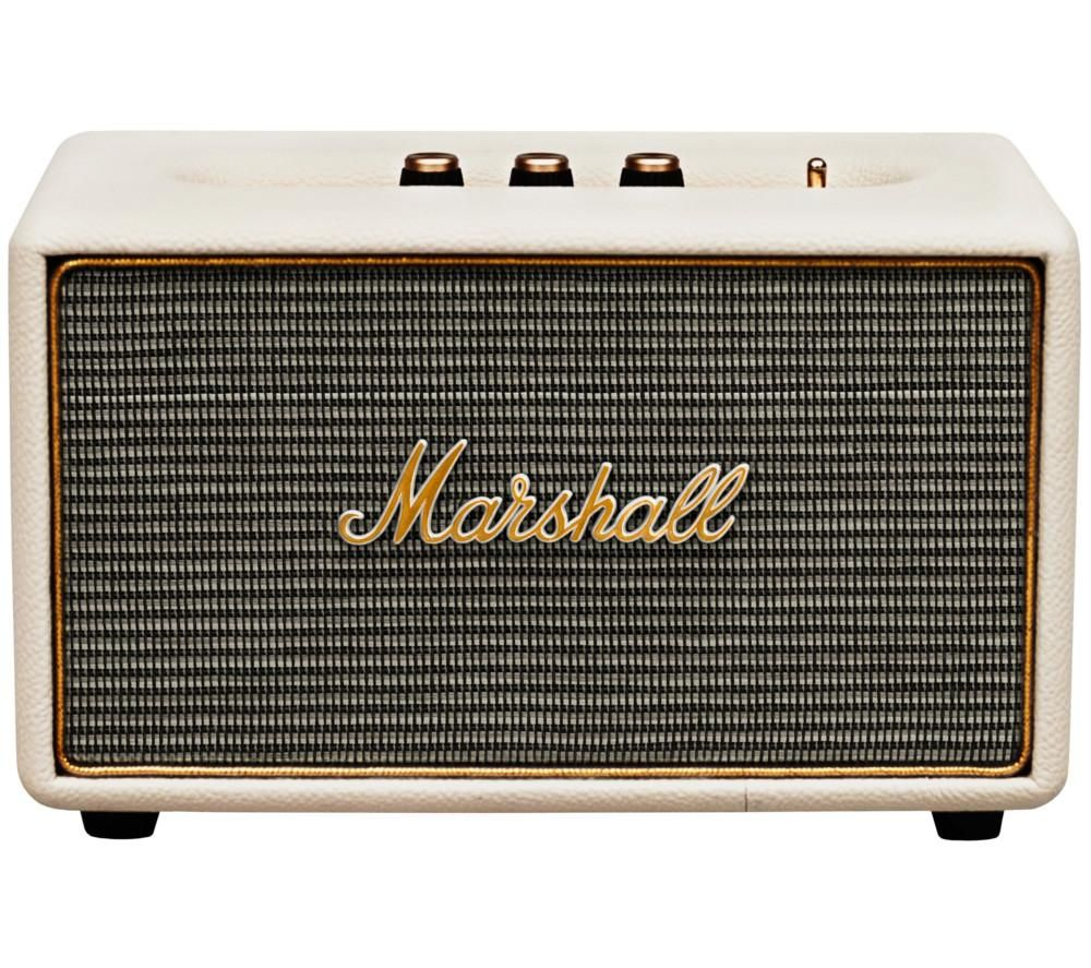MARSHALL Acton Bluetooth Wireless Speaker - Cream