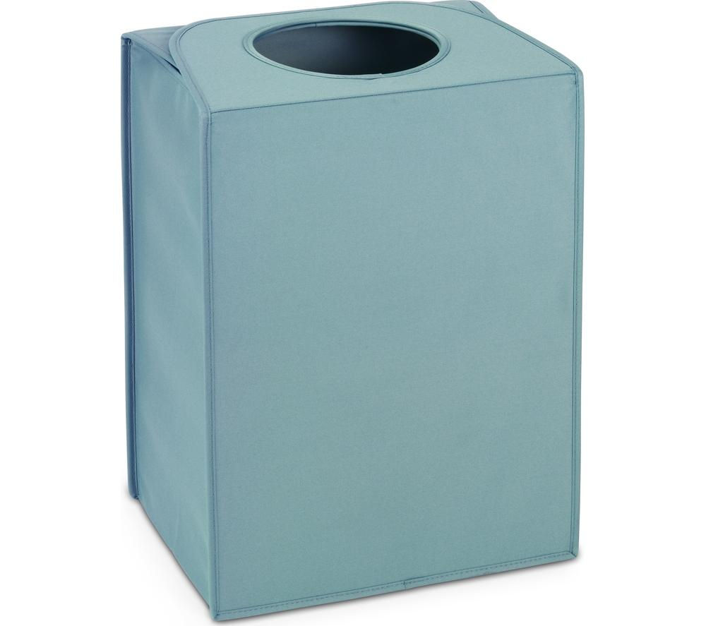 BRABANTIA Rectangular 55-litre Laundry Bag - Pastel Mint