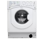 HOTPOINT BHWM1292 Integrated Washing Machine Best Price, Cheapest Prices
