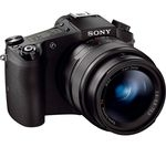 SONY Cyber-shot DSC-RX10 II High Performance Bridge Camera - Black