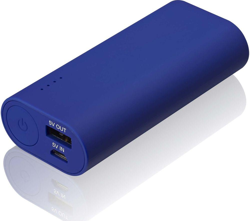 GOJI G6PB6BL16 Portable Power Bank - Blue