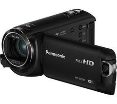 PANASONIC HC-W580EB-K Camcorder - Black