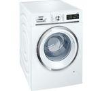 SIEMENS iQ500 WM16W590GB Washing Machine - White