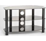 TTAP Vantage 800 TV Stand - Black
