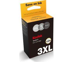 Verite #5 3XL Black Ink Cartridge