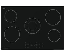 RANGEMASTER RMB75HPECGL Electric Ceramic Hob - Black Best Price, Cheapest Prices