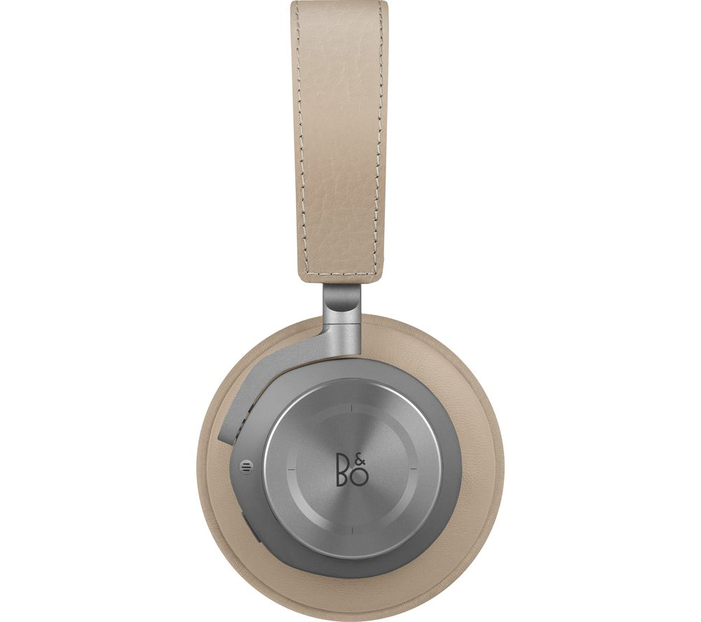 B&O Beoplay H9 Wireless Bluetooth Noise-Cancelling Headphones -Argilla Grey