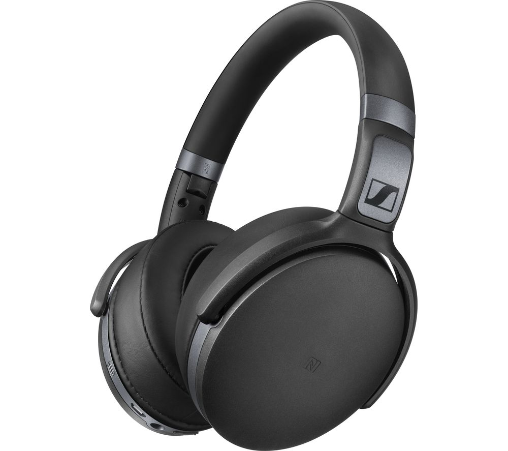 SENNHEISER HD4.40BT Wireless Bluetooth Headphones - Black
