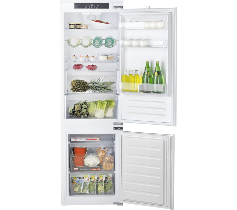 Compare prices for Hotpoint Aquarius HM 7030 E C AA Integrated 70-30 Fridge Freezer