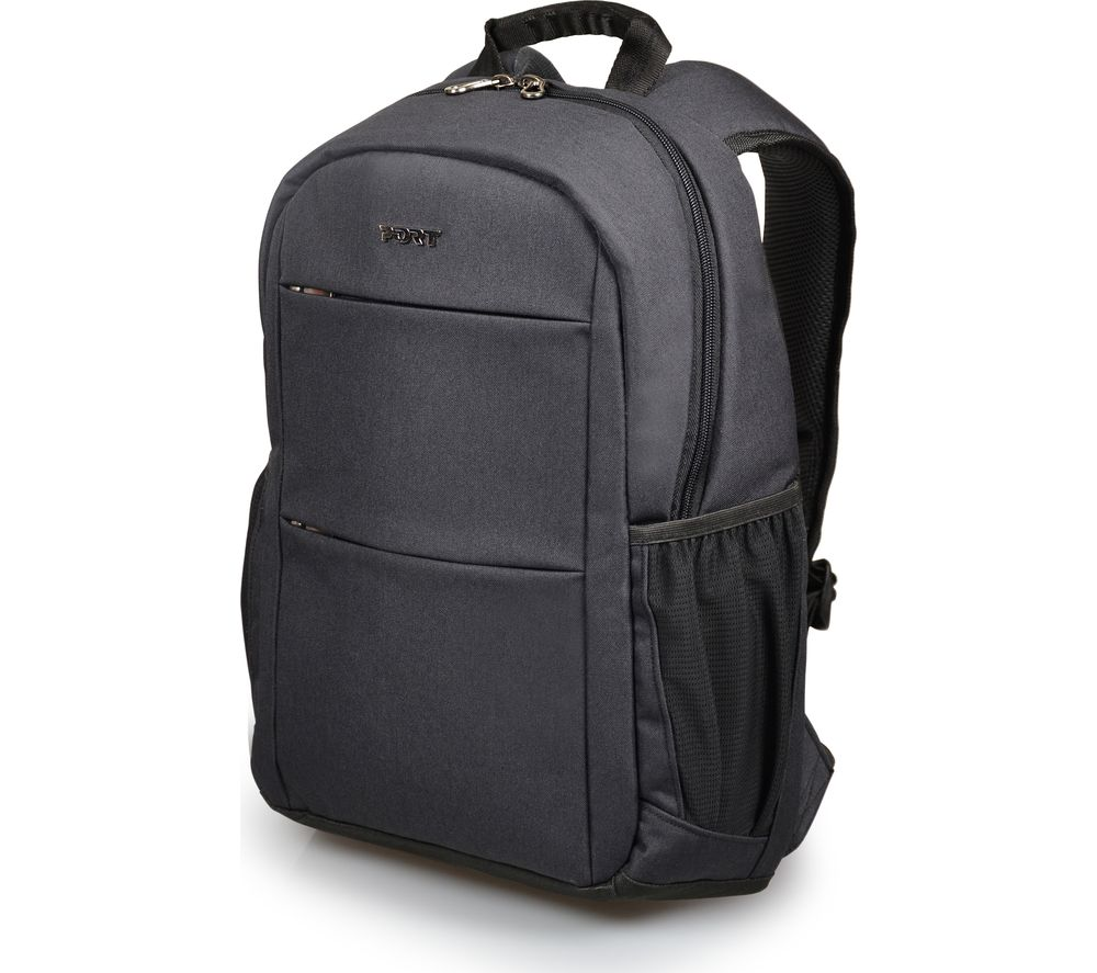 """PORT DESIGNS Sydney 14"""" Laptop Backpack - Black"""