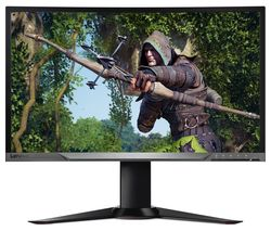 "LENOVO Y27g Full HD 27"" Curved LED Gaming Monitor"