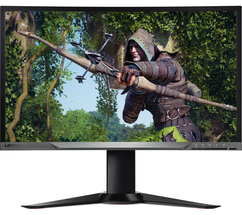 "LENOVO Y27g Full HD 27"" Curved LED Monitor"