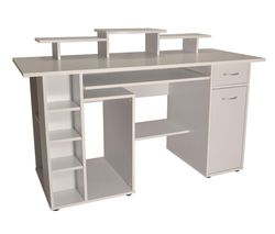 ALPHASON San Diego Desk - White