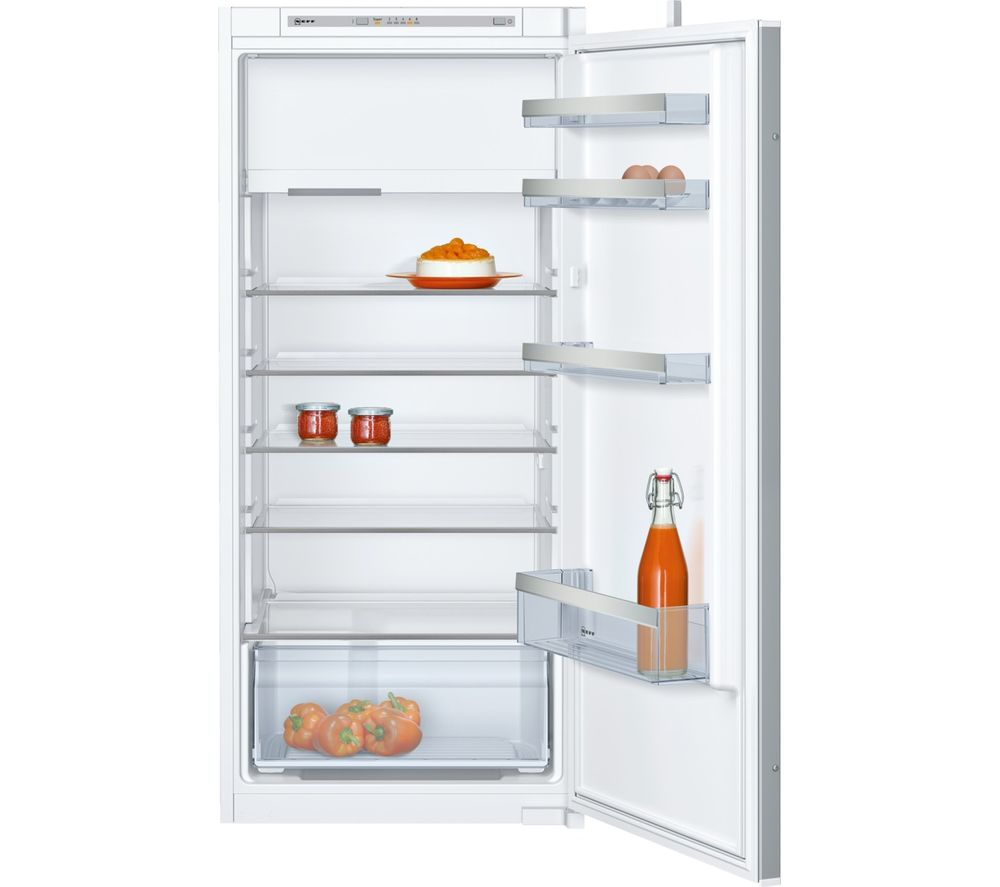 NEFF KI2422S30G Integrated Tall Fridge